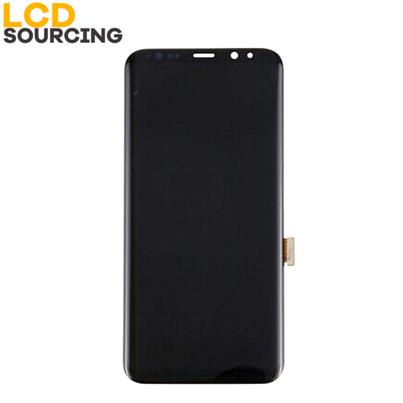 Image 3 - AMOLED S8 For SAMSUNG Galaxy S8 LCD Display G950 G950F Touch Screen Digitizer Assembly For S8+ Plus G955 G955F replace-in Mobile Phone LCD Screens from Cellphones & Telecommunications