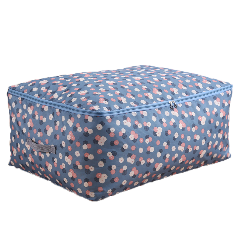 Home Quilt Storage Bags Dust Covers Clothing Bedding Toys Wardrobe Clothes Storing Organization Accessories Supplies Product