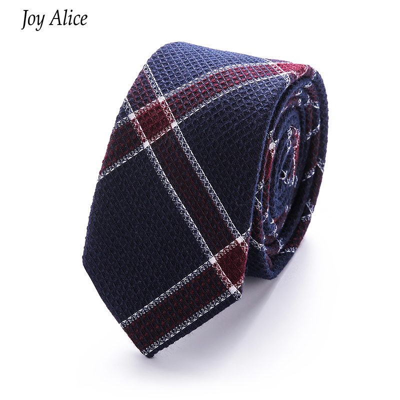2018 Modemerk slanke 6 cm stropdas smalle katoenen stropdas voor - Kledingaccessoires - Foto 4