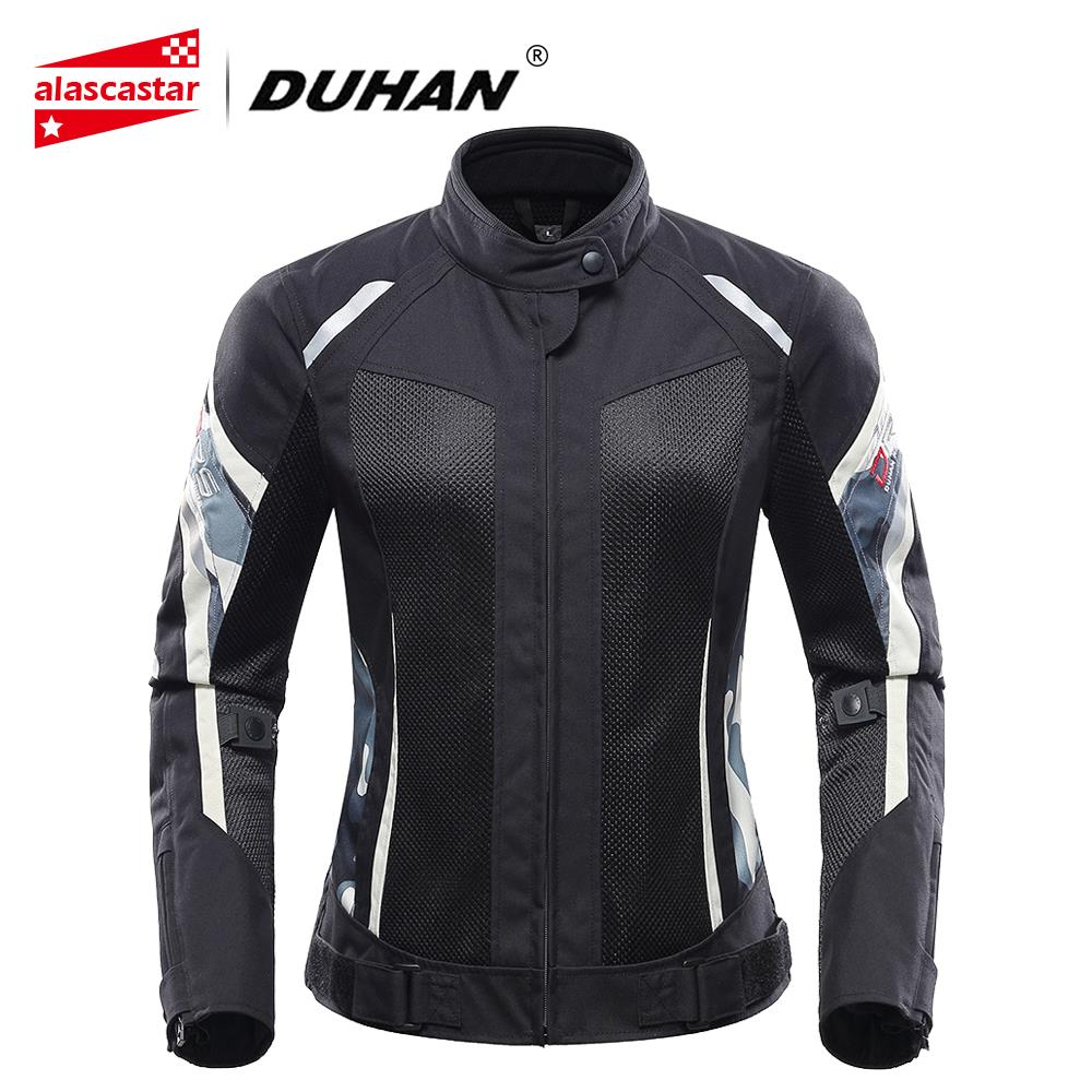 DUHAN Motorcycle Jacket Women Breathable Summer Chaqueta Moto Jacket And Motorcycle Pants Racing Riding Protection Clothing SuitDUHAN Motorcycle Jacket Women Breathable Summer Chaqueta Moto Jacket And Motorcycle Pants Racing Riding Protection Clothing Suit