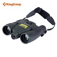 KINGCAMP Мини бинокль видения 8x32 оптический телескоп с широкий формат для ребенка открытый скворечник Кемпинг Гольф отделка трав