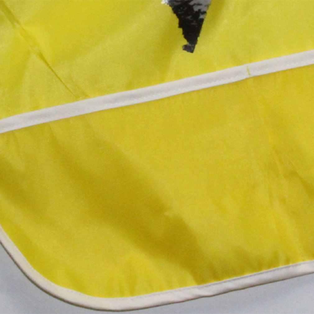 ساحة مكافحة ارتداء بلوزة طويلة الأكمام اللوحة ملابس الطفل اللوحة الأكل مريلة مع نمط الأطفال للماء ثوب