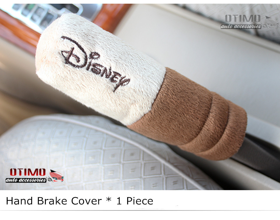 Cute Cartoon Car Steering Wheel Cover Mickey Mouse 2
