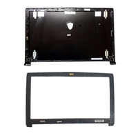 New Case Cover For MSI GE62 2QD 007XCN MS 16J1 16J1 16J2 16J3 Top Lcd Back Cover black Non Touch/ LCD Bezel Cover