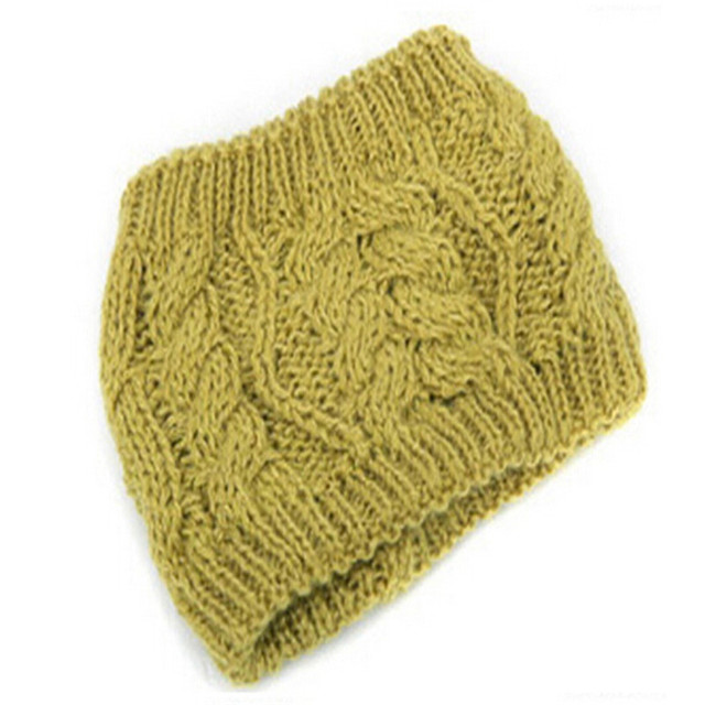 1 Piece Korean Autumn Winter Headband Ear Warmer Headwrap Women Men