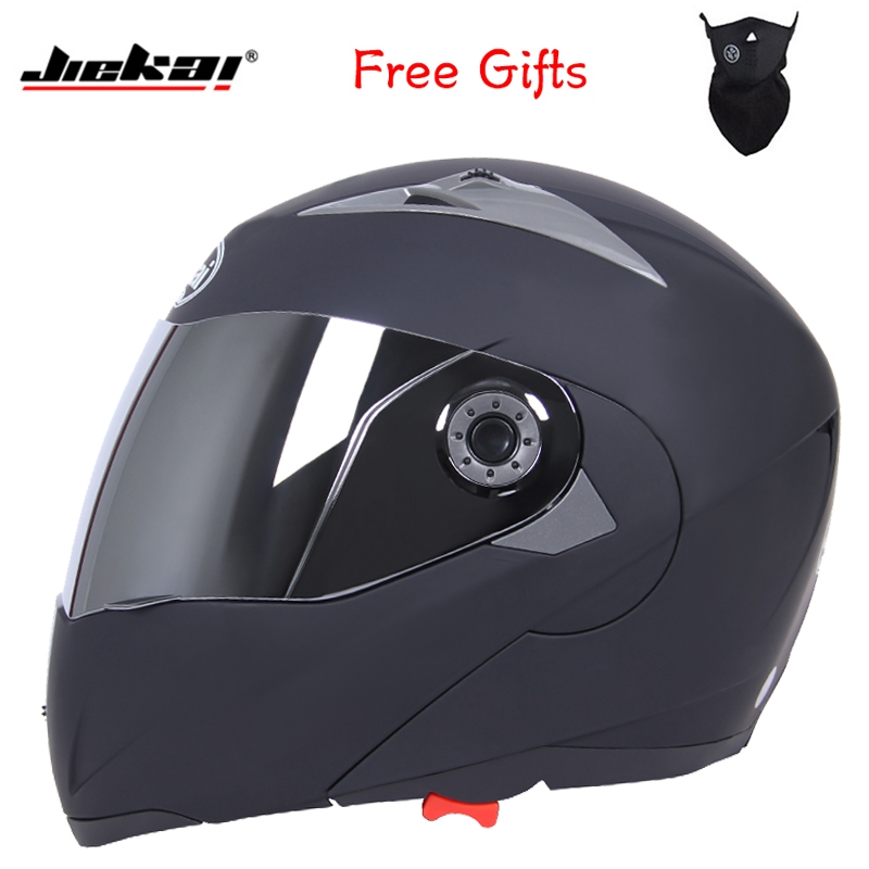 JIEKAI 105 Motorcycle Helmet Double Visors Full face moto Helmets Racing Motorbike Filp Up Cool Men riding casco M L XL XXL adjustable pro safety equestrian horse riding vest eva padded body protector s m l xl xxl for men kids women camping hiking