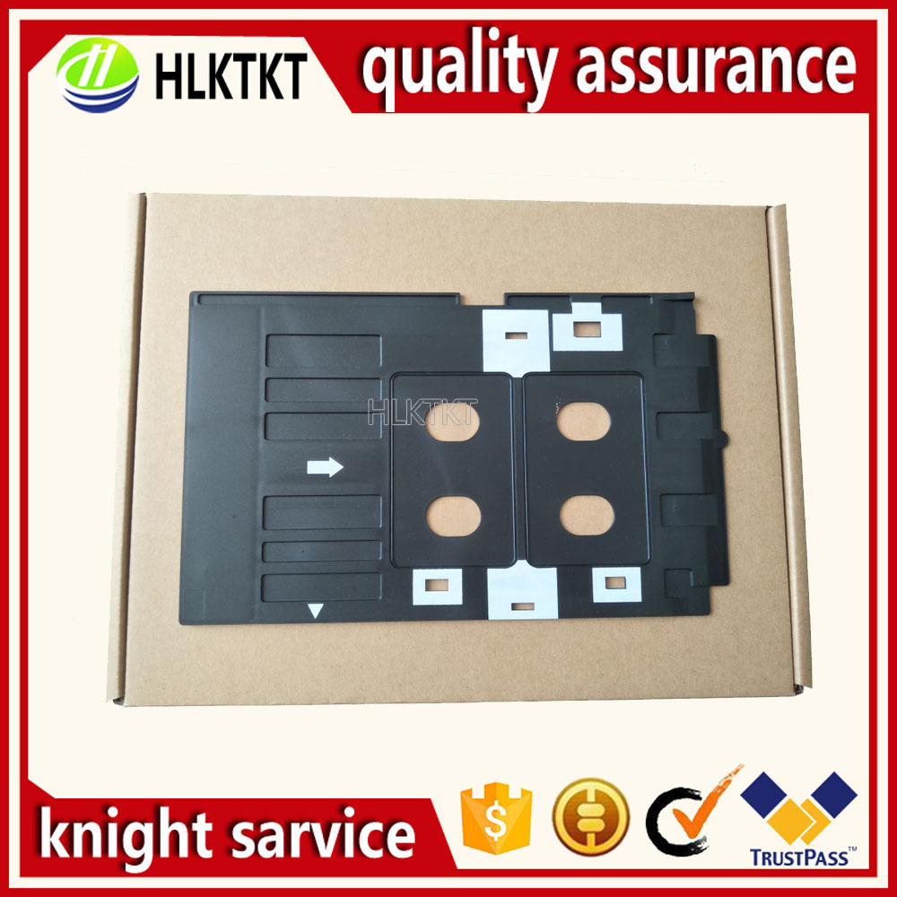 Ink Way 25pcs Pvc Id Card Tray For R260 R265 R270 R280 R290 R380 R390 Rx680 T50 T60 A50 P50 L800 L801 R330 Printer Parts Printer Supplies