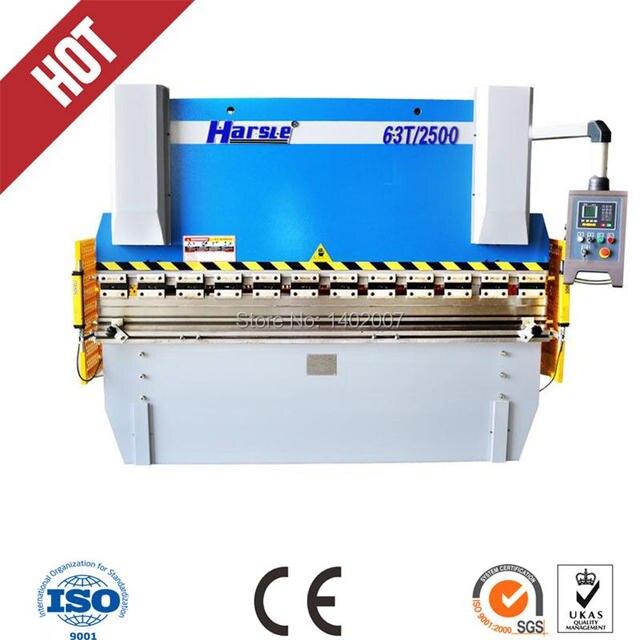 2015 Design Hydraulic Press Brake 6 Meter 200 Tons Press Brake Machine