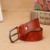 Novo de alta qualidade cinto de couro genuíno para senhoras das mulheres Do Vintage fivela de cinto de luxo projetistas ocos Menina cintos de marca para as mulheres