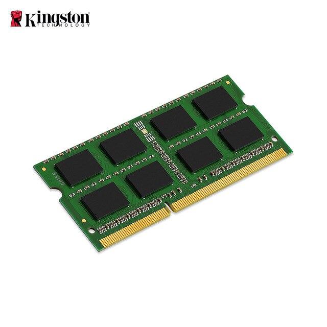 Kingston Technology Système Spécifique Mémoire 4 GB DDR3L 1600 MHz Module, 4 GB, 1x4 GB, DDR3L, 1600 MHz, 204-pin SO-DIMM, Noir, Gr