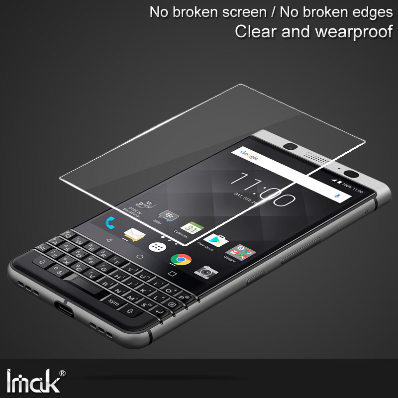 For Blackberry keyone Protective Film IMAK Clear Soft Transparent explosion-proof Screen Protector For Blackberry Mercury DTEK70(China)