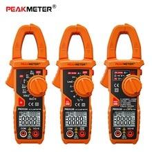 цена на Handheld Smart DC/AC Digital Clamp Meter Multimeter 6000 count Anti-burn High Precision Ammeter Measurement Tester