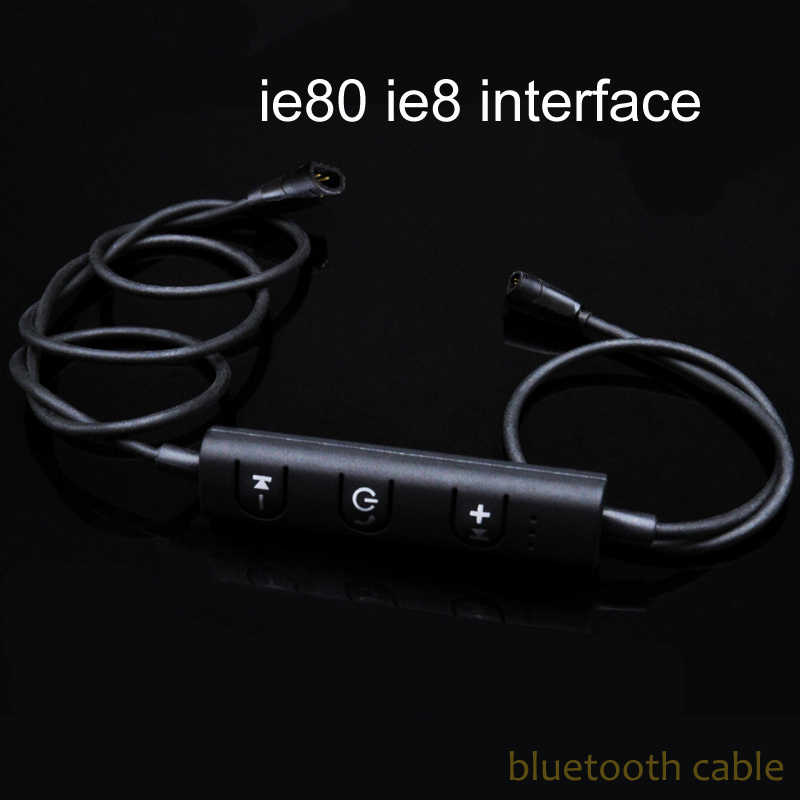 PIZEN BT40 mmcx bluetooth dla shure se215 se846 se535/ie80 ie8/zst zs10 zs6 zs5 ed12/QKZ vk trn v10 słuchawki słuchawki kabel