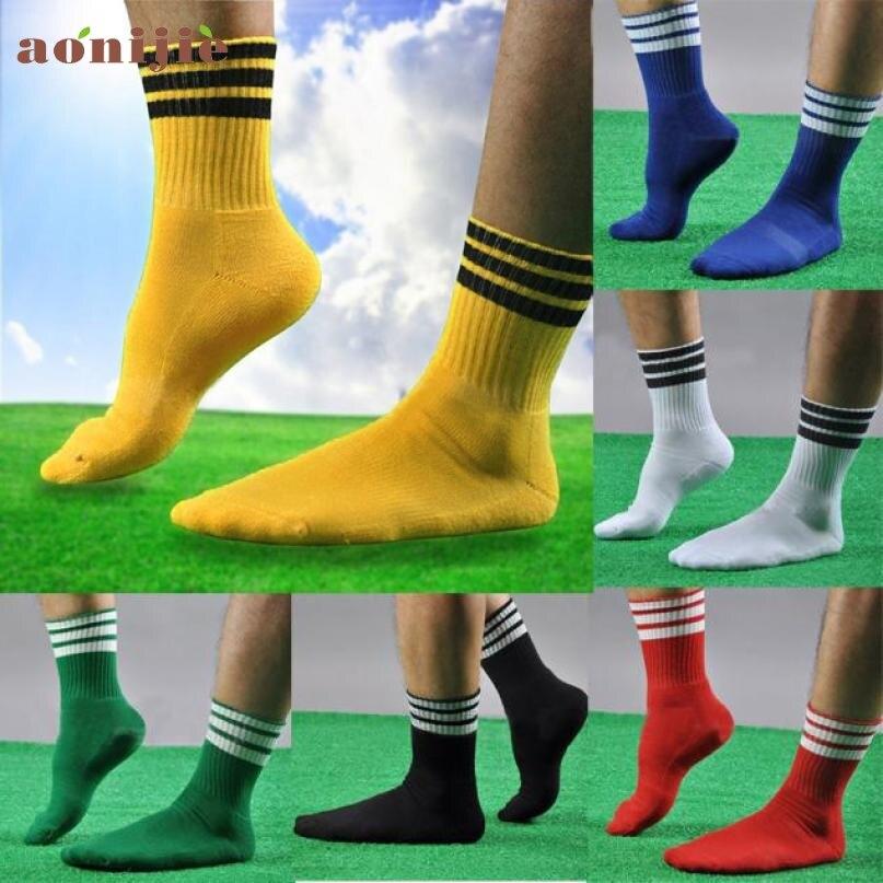2017 New Activing  Men Sport Football Soccer Short Socks Sock Baseball Hockey J11X15