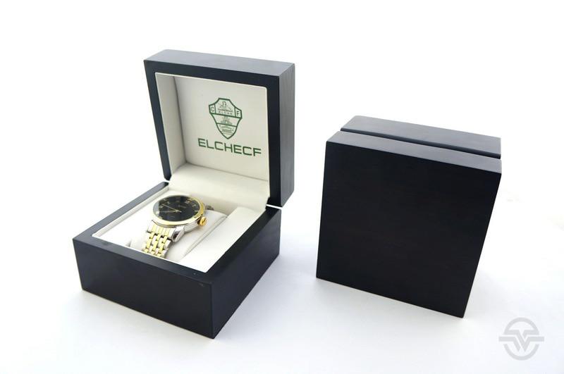 popular watch storage case for men buy cheap watch storage case luxury black painted wood collector holder brand watch storage box case mens womens wrist watch jewelry