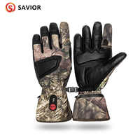 RETTER S32 winter heizung handschuhe für skifahren, angeln, reiten, jagd, outdoor sport, temperatur steuerung