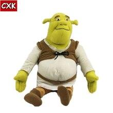 40cm Shrek peluş bebek doldurulmuş oyuncak filmler TV peluş oyuncaklar DSN peluş bebek doldurulmuş oyuncak çocuklar için noel oyuncaklar çocuklar için hediyeler