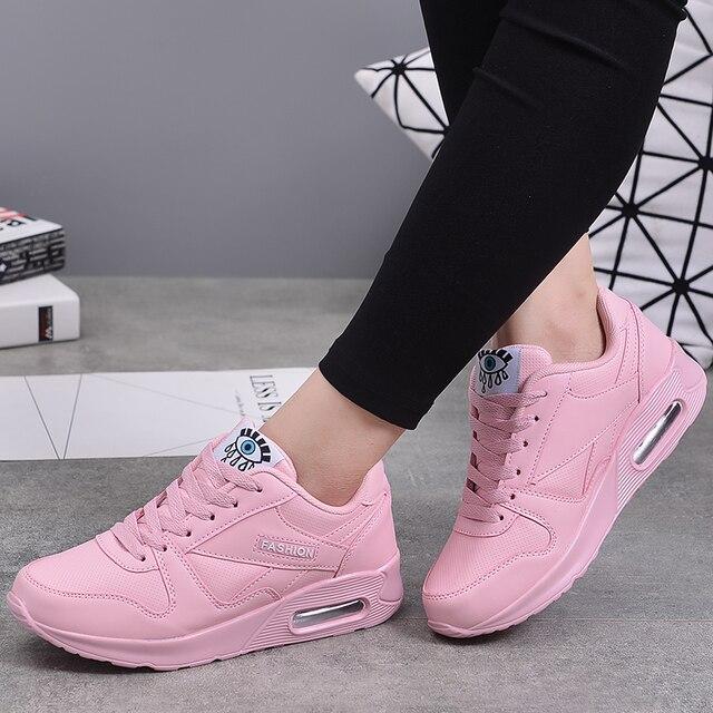MWY kış moda kadınlar rahat ayakkabılar deri Platform ayakkabılar kadın Sneakers bayanlar beyaz eğitmenler hafif Chaussure Femme