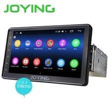 JOYING 2 GB + 32 GB Android 5.1 Universel Unique 1 DIN 7 «voiture Radio Stéréo Quad Core Tête Unité Soutien PIP Volant Caméra