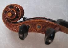 Low-cost-umsatz Von Reine Handgeschnitzten Violine