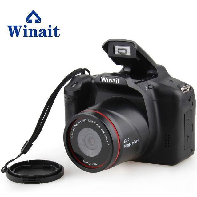 2017 Cheap dslr Camera 64GB HD720P12MP professional dslr camera 4X ...