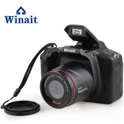 2017 barato câmera 32 gb hd720p12mp profissional dslr câmera 4x zoom digital lente telescópica freeshipping câmera fotografica