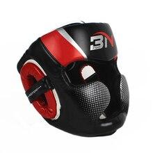 Pretorian лучший боксерский головной убор Санда кикбоксерская Голова протектор pu кожа для мужчин и женщин в TKD каратэ 3 цвета коробка шлем
