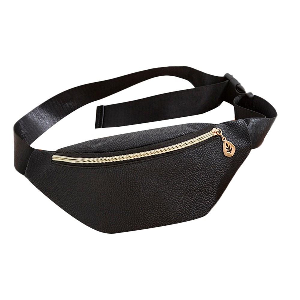 Waist Bag Women Super Quality Casual Sports Purse Canvas Breast Package Messenger Belt Bag High Quality Fanny Pack For Women