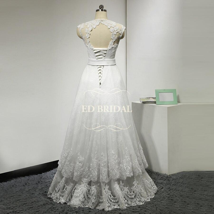 Beste Scalloped Brautkleid Bilder - Hochzeit Kleid Stile Ideen ...