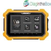 Профессиональный Новые OBDSTAR X300 DP плюс X300 PAD2 полная версия 8 дюймов Tablet Поддержка ЭБУ программирования и для Toyota Smart ключ