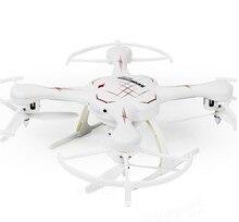 FQ777 955 Drone 2.4G 4CH 6axle Headless Mode One Key Return RC Quadcopter RTF Black No Camera F16209/210