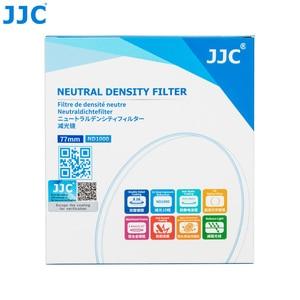 Image 5 - JJC Neutral Density ND1000 Filter for DSLR Mirrorless Camera Lens Filter 10 Stop 49mm 52mm 55mm 58mm 62mm 67mm 72mm 77mm 82mm