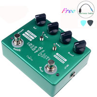 CP 20 Crazy Cacti Overdrive Guitar Effects Guitar Pedal CP20 Effect Pedal Crazy Cacti Overdrive Pedals