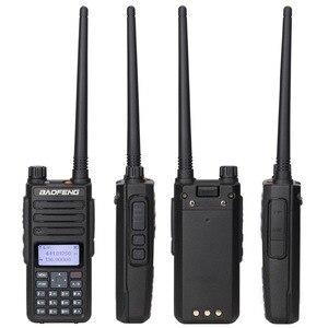 Image 3 - 2020 Baofeng DM 1801 dijital telsiz VHF/UHF çift bant DMR Tier1 Tier2 Tier II çift zaman dilimi dijital/Analog DM 860 radyo
