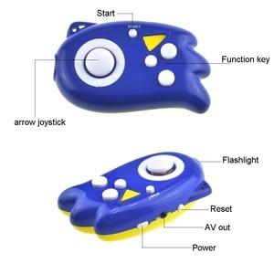 Image 3 - 8 битная мини консоль для видеоигр, игроки со встроенными 89 классическими играми, поддержка ТВ выхода, портативная игра