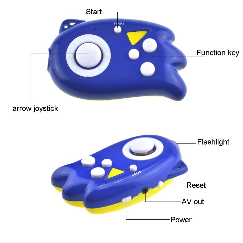 8 Bit Mini videospēļu konsoles spēlētāji izveido 89 klasiskās - Spēles un aksesuāri - Foto 3