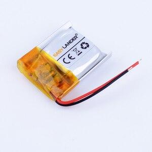 Литий-полимерный аккумулятор 401419, 3,7 В, 100 мА/ч, литий-ионный аккумулятор для mp3, mp4, mp5 браслет с подвеской в виде мыши, наручные часы DVR 401519, 401520, ...