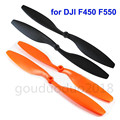 4pcs DJI 1045 Propeller Set CW/CCW for DJI 2212 Moto Flamewheel F450 F550 Multirotor quadcopter tricopter