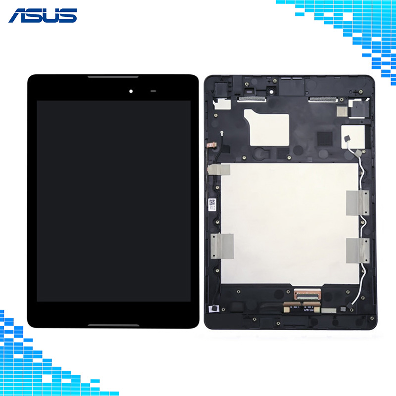 Asus Z581KL Original LCD Display+Touch Screen Digitizer Assembly with Frame repair For Asus Zenpad 3 8.0 Z581KL LCD Full screen 5 0 for nokia lumia 535 2s1973 and 2c1607 version full lcd display with touch screen digitizer assembly complete frame black