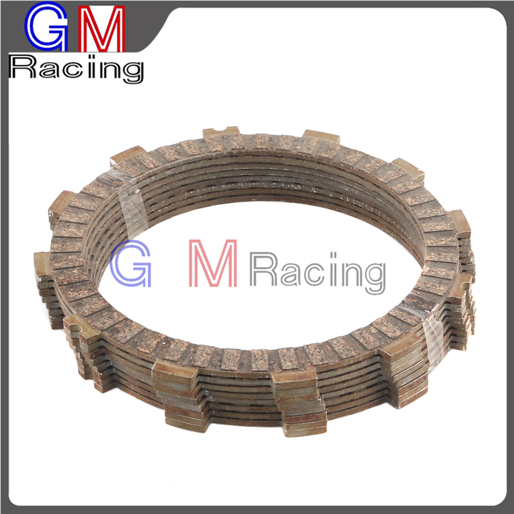 Motorcycle Friction Clutch Plates Disc For HONDA CR250R CRF450R CRF450X CB500F CB500X CBR500R CR500R <font><b>CRF</b></font> 450R <font><b>450X</b></font> image