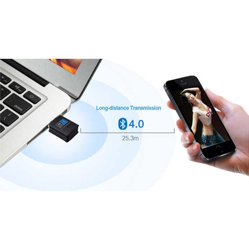 Usb wifi adaptador bluetooth v4.0 placa de rede sem fio wi-fi antena transmissor pc wi-fi lan internet receptor 802.11b/n/g