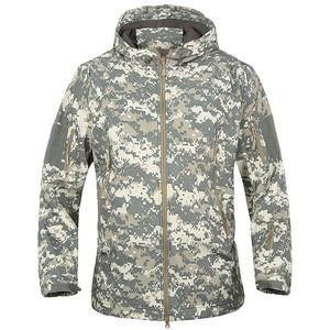 Image 3 - Veste tactique militaire pour hommes, V5.0, veste de marque Lurker peau de requin, manteau coupe vent étanche, de marque, livraison directe