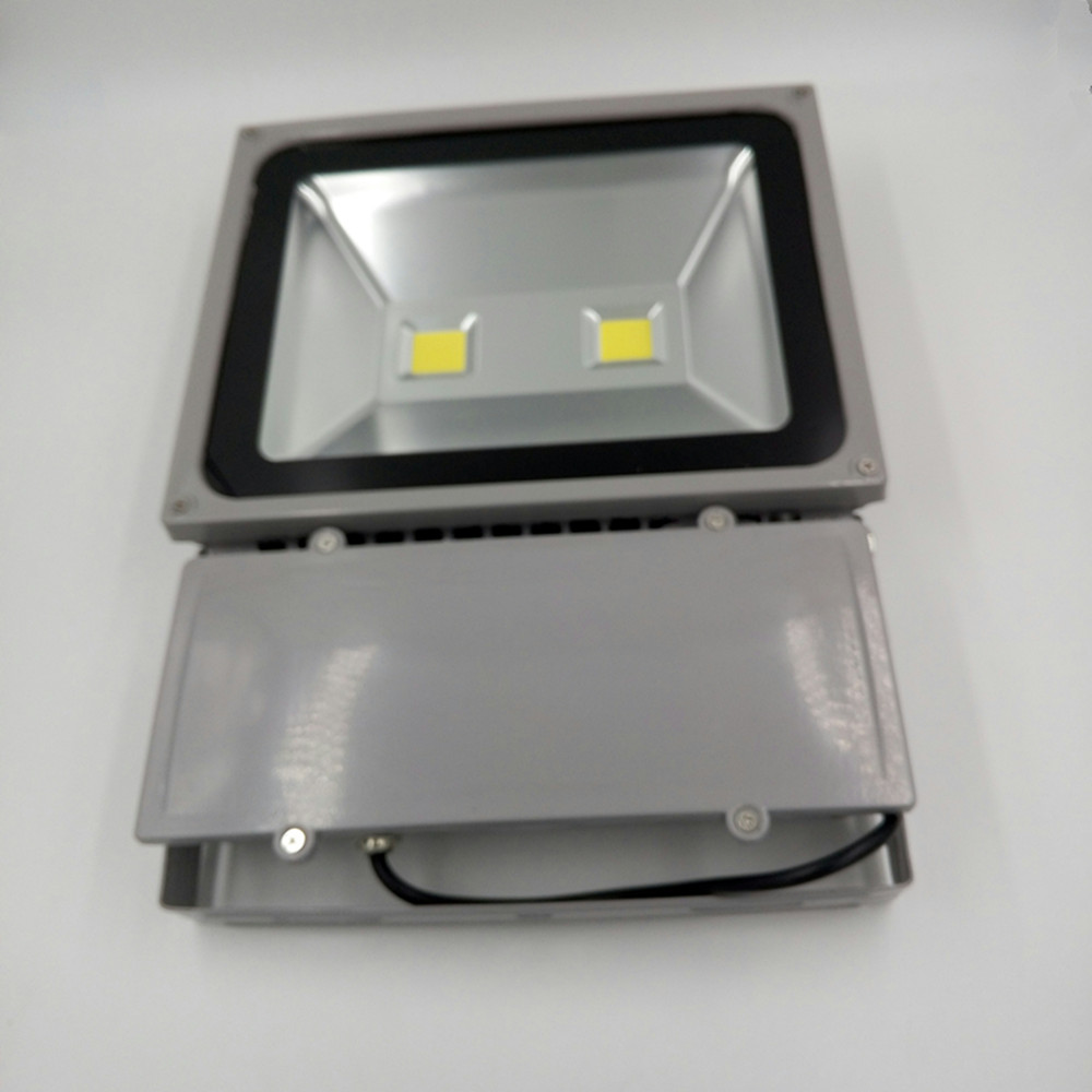 100W LED Floodlight Spotlight Outdoor Lighting LED Flood Light Lamp Warm Cold White Waterproof IP65 AC85-265v LED lighting