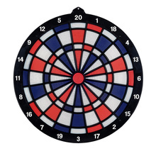 dart plate security safe soft 18 inch darts plate board club house/ family entertainment target, present six soft dart