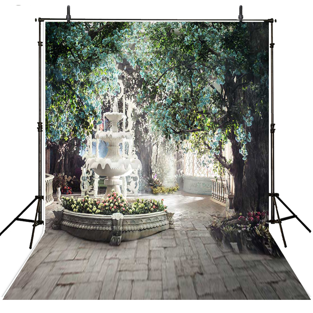 Aliexpress.com : Buy Wedding Photography Backdrop Garden