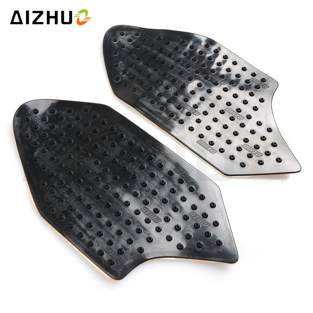 Motorcycle Rubber Oil Gas Fuel Tank Stickers Decorative Anti Slip Accessories For Honda CB650F CB 650F 2012 2013 2014 2015 2016 in Decals Stickers from Automobiles Motorcycles