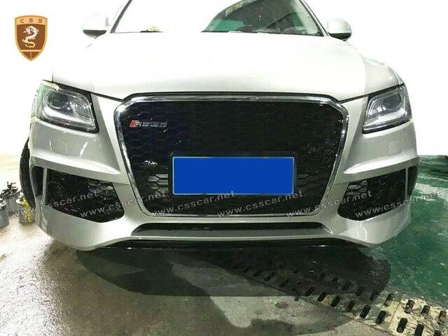 Wholesale PP Material RSQ Style Front Bumper Main Grille Auto - Audi auto body