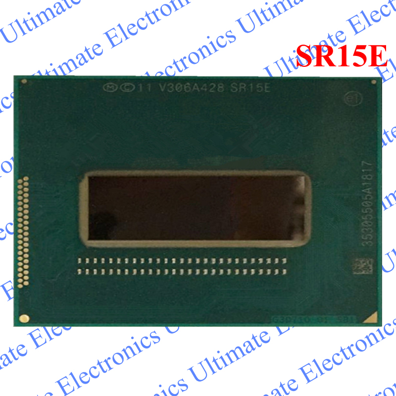 ELECYINGFO Used SR15E I7-4700HQ SR15E I7 4700HQ BGA chip tested 100% work and good qualityELECYINGFO Used SR15E I7-4700HQ SR15E I7 4700HQ BGA chip tested 100% work and good quality