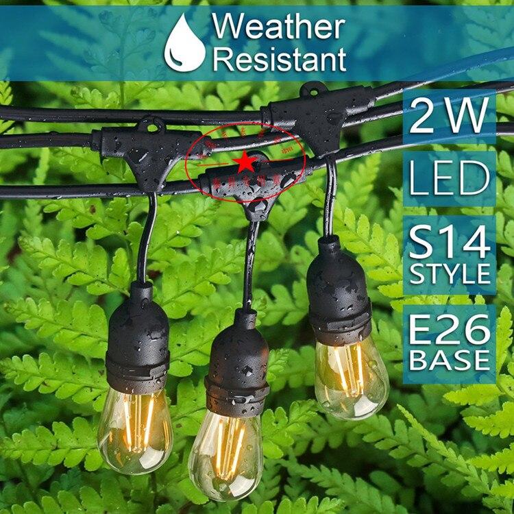 Kerstverlichting Stage Achtergrond Layout Lichten Receptie Bar KTV Decoratie LED Verlichting Water Valt String - 5