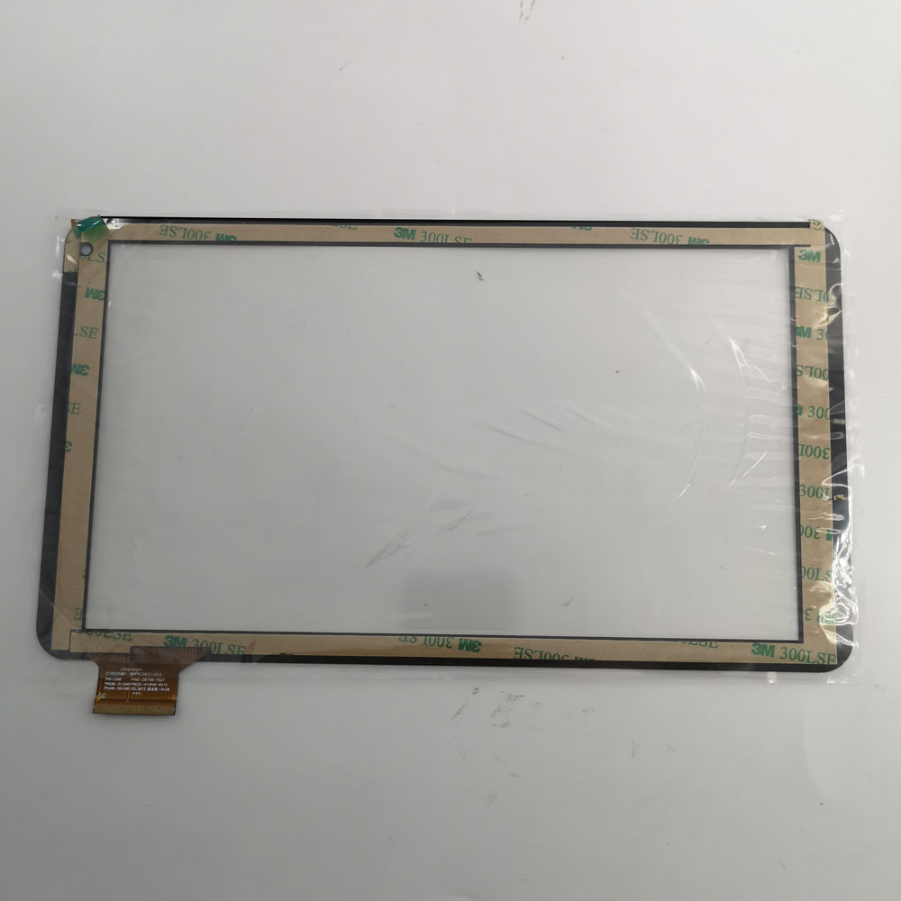 2pcs/lot 10.1 Inch Replacement Touch Screen Digitizer For Hannspree Hannspad Hsg1316